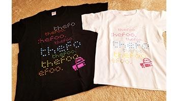 30代・男性・Sacchinさんのオリジナルプリント作成事例丨オリジナルTシャツTMIX