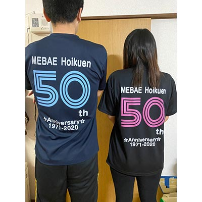30代・男性・たいきさんのオリジナルプリント作成事例丨オリジナルTシャツTMIX