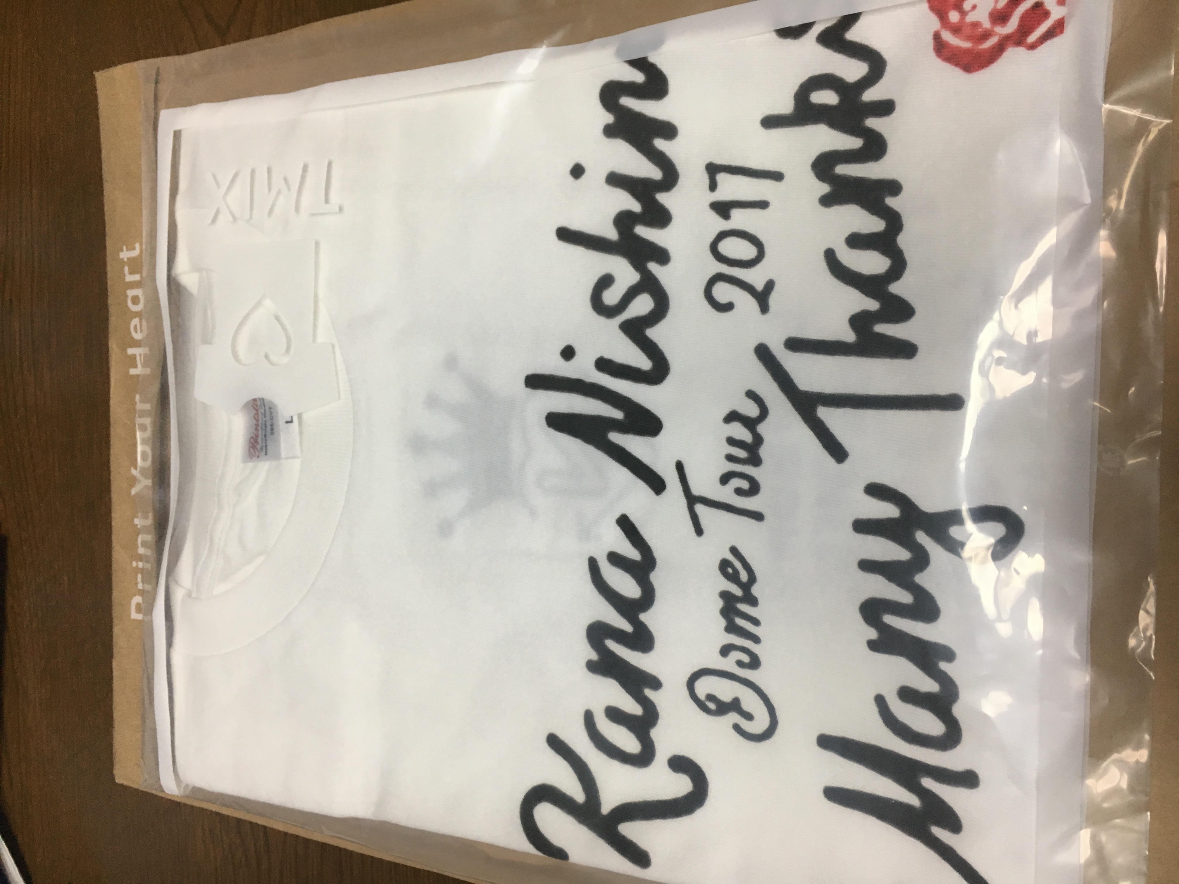 20代・女性・メグさんのオリジナルプリント作成事例丨オリジナルTシャツTMIX
