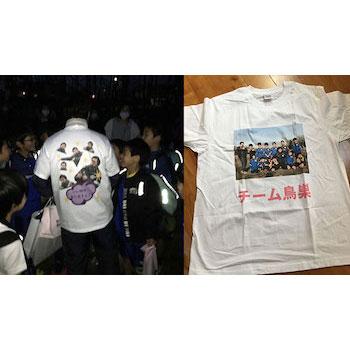 30代・女性・ブーさんのオリジナルプリント作成事例丨オリジナルTシャツTMIX