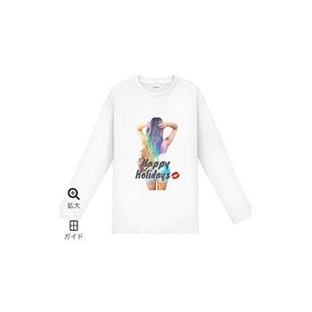 20代・女性・コロちゃんさんのオリジナルプリント作成事例丨オリジナルTシャツTMIX
