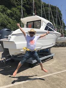 50代・男性・海賊王にオレはなるさんのオリジナルプリント作成事例丨オリジナルTシャツTMIX