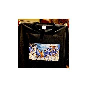 30代・女性・kisakiさんのオリジナルプリント作成事例丨オリジナルTシャツTMIX