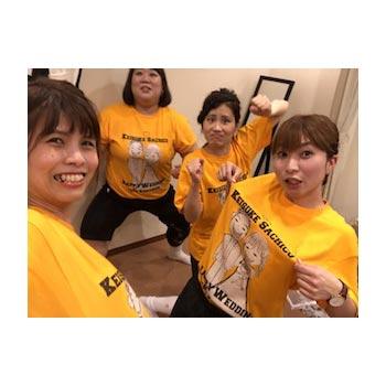 20代・女性・ぼーちゃんさんのオリジナルプリント作成事例丨オリジナルTシャツTMIX