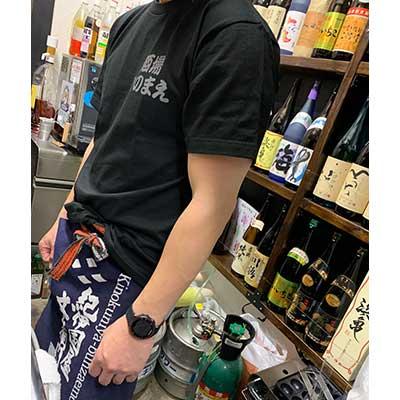 30代・男性・2のまえUちゃんさんのオリジナルプリント作成事例丨オリジナルTシャツTMIX