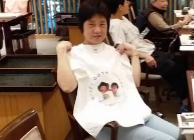 30代・男性・シュウさんのオリジナルプリント作成事例丨オリジナルTシャツTMIX