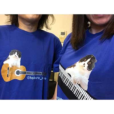40代・女性・ゆきさんのオリジナルプリント作成事例丨オリジナルTシャツTMIX