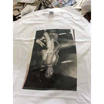 40代・男性・ゴデイエンコさんのオリジナルプリント作成事例丨オリジナルTシャツTMIX