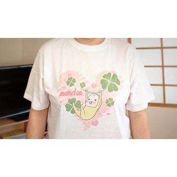 40代・女性・銀さんのオリジナルプリント作成事例丨オリジナルTシャツTMIX