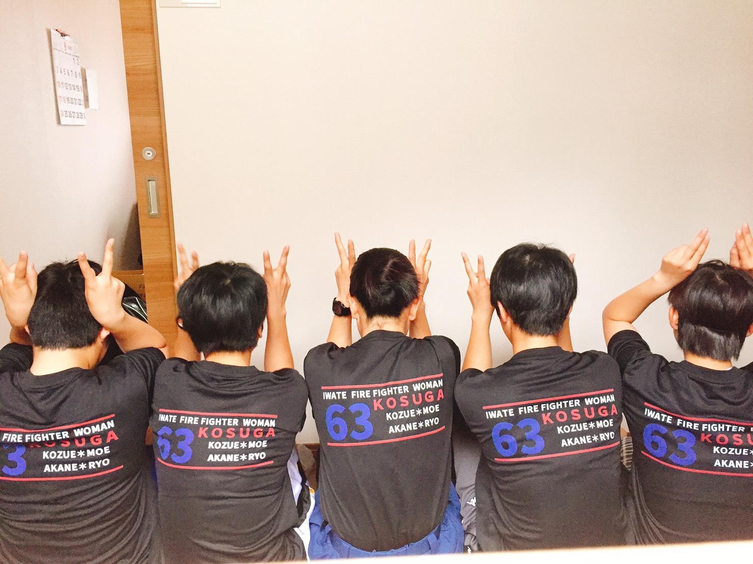 20代・女性・あっかさんのオリジナルプリント作成事例丨オリジナルTシャツTMIX
