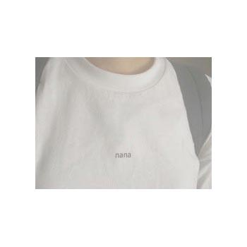 10代・女性・nanaさんのオリジナルプリント作成事例丨オリジナルTシャツTMIX