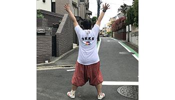 30代・女性・たにーごさんのオリジナルプリント作成事例丨オリジナルTシャツTMIX