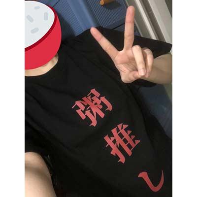 20代・女性・ゆあさんのオリジナルプリント作成事例丨オリジナルTシャツTMIX