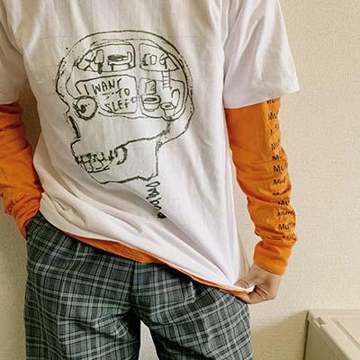 20代・女性・マニマニィさんのオリジナルプリント作成事例丨オリジナルTシャツTMIX