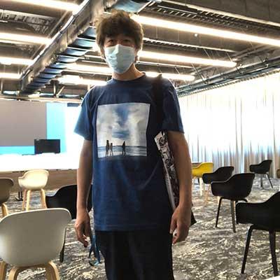 50代・男性・Happynology さんのオリジナルプリント作成事例丨オリジナルTシャツTMIX