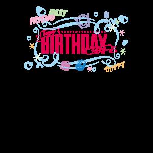 誕生日デザイン
