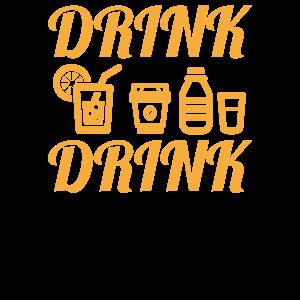 飲み物_クラスTシャツ_名入りTシャツデザイン