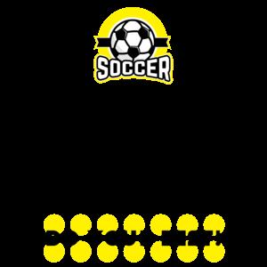 クラスTシャツ「サッカー」デザインの一覧