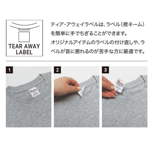 ヘビーウェイトポケットTシャツの生地