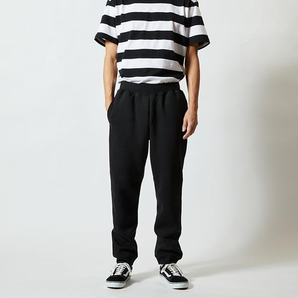 モデル身長182㎝/Lサイズ/ブラック着用