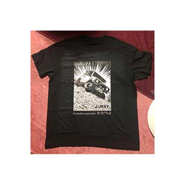 オンリーワンのTシャツが欲しいので制作しました。  以前、お祝い用にバックもこちらで制作した事があり、クオリティーが良いのが分かっていたので安心して頼めました。  自分でデザインしたとは言え、気に入っているので着るのがもったいなくて着れません!!【10代・男性・ベジータさん】