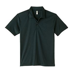 インターロックドライポロシャツ