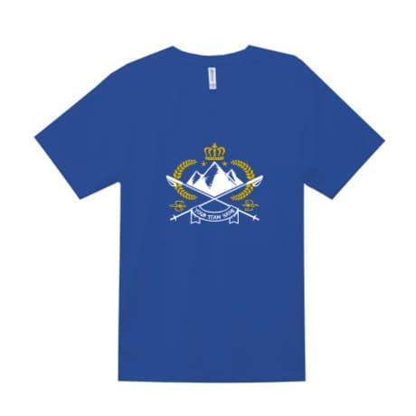 スポーツドライVネックTシャツ