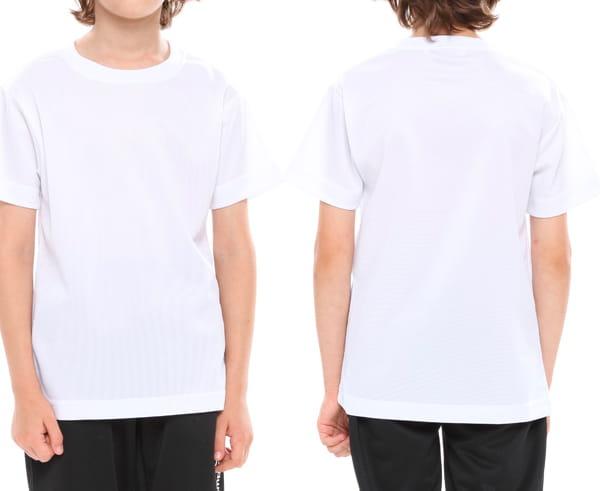 タフドライTシャツ キッズモデル着用