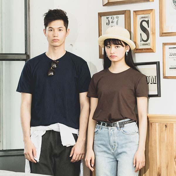 男性モデル:身長181cm、Lサイズ着用 女性モデル:身長165cm、Mサイズ着用