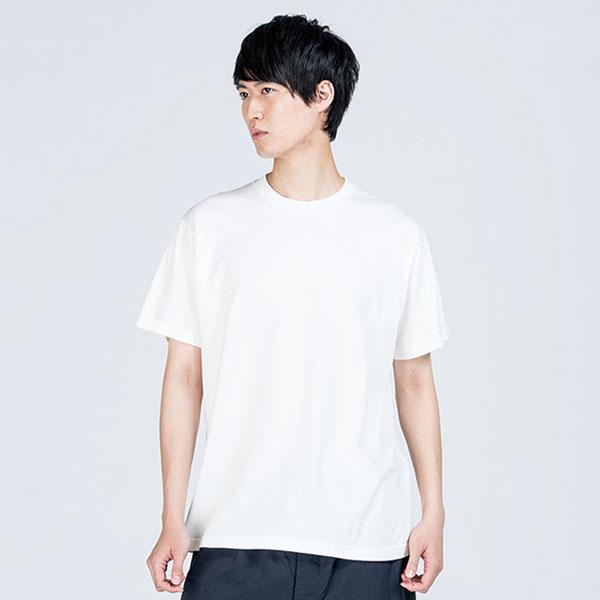 即日Tシャツのホワイト着用