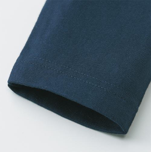 定番ロングTシャツの袖
