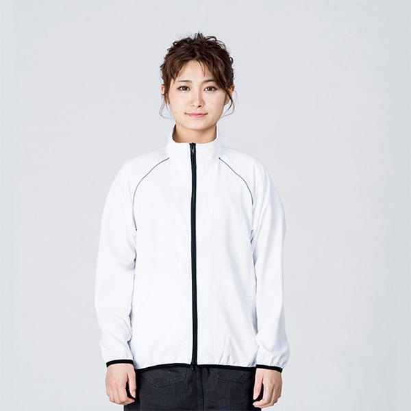 女性モデル身長 / 161cm / ホワイト / Sサイズ着用(正面)