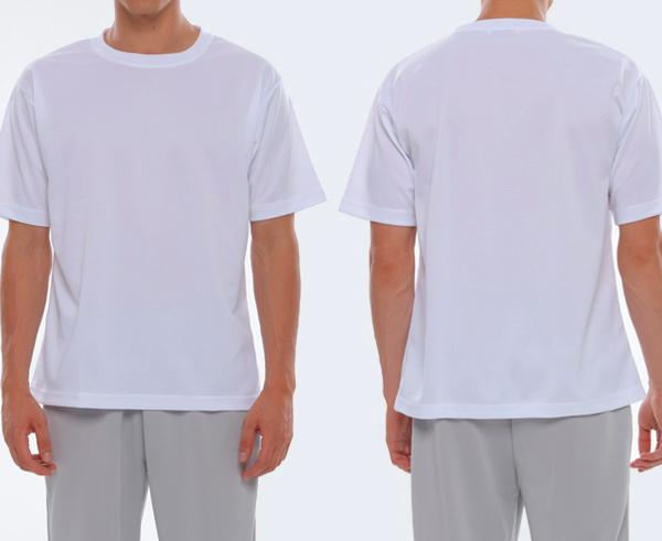 タフドライTシャツ 男性モデル着用