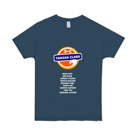 スリムフィットTシャツ