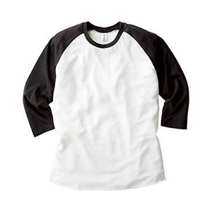 トライブレンド ラグラン 7分袖Tシャツ
