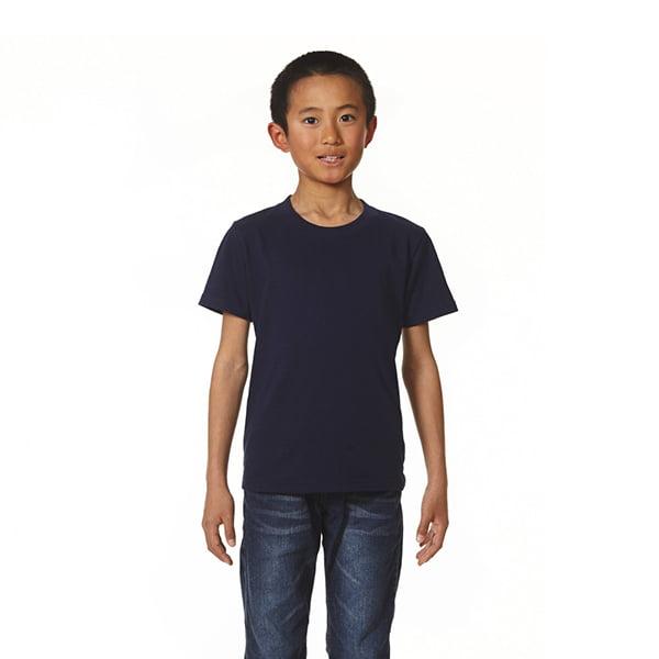 モデル身長135㎝/130cmサイズ/ネイビー着用