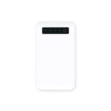 インジケータ(充電残量表示)有モバイルバッテリー4000mAh