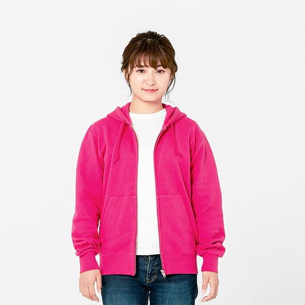 モデル身長161㎝/Sサイズ/フラミンゴピンク着用
