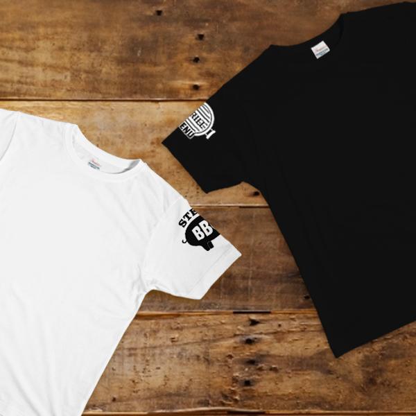 スリムフィットTシャツは袖プリントに対応!