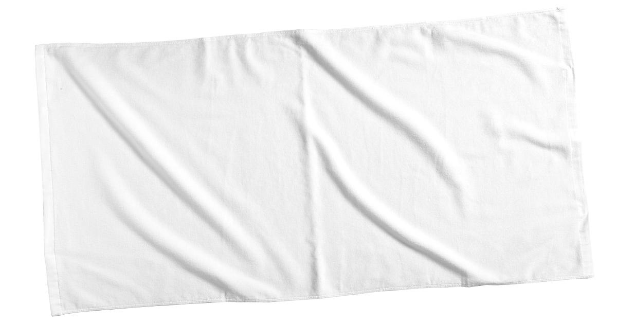 肌ざわり&吸水性抜群の大判バスタオルで、オリジナルプリントのバスタオルを作ろう!