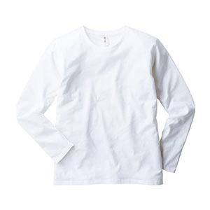 スリムフィットロングスリーブTシャツ