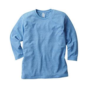 トライブレンド7分袖Tシャツ