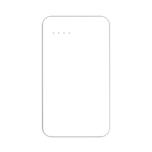 残量表示付きモバイルバッテリー(4000mAh)