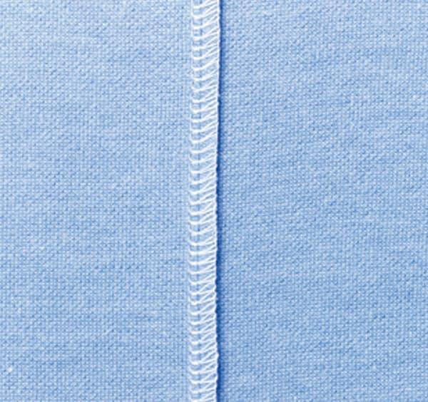 ドライカノコユーティリティーポケットポロシャツ縫い目部分