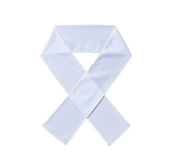 涼感スカーフ(カラビナケース付)のスカーフイメージ