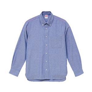 オックスフォードボタンダウンロングスリーブシャツ