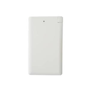 インジケータ無モバイルバッテリー4000mAh