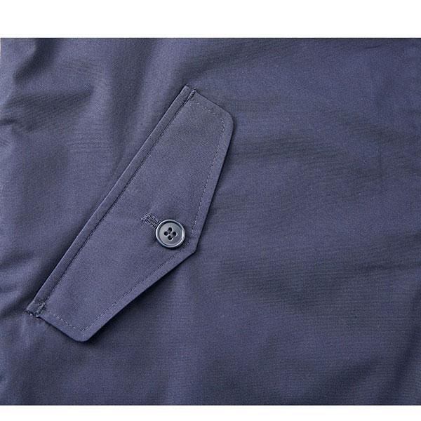 T/Cスウィングトップ(裏地付)のポケット