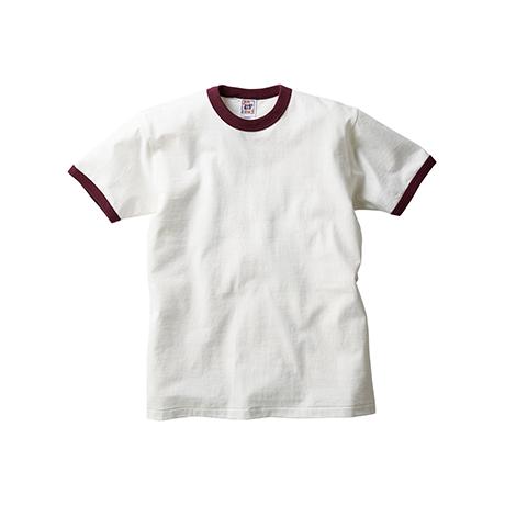 オープンエンドマックスウェイトリンガーTシャツ