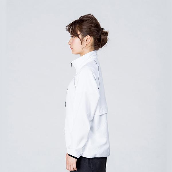 女性モデル身長 / 161cm / ホワイト / Sサイズ着用(横)